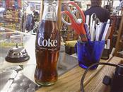 COCA COLA FILLED BOTTLE 6 1/2 OZ  PALO ALTO CALIF
